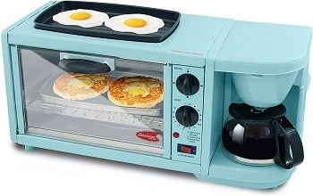 Toaster Oven And Coffee Maker Combos